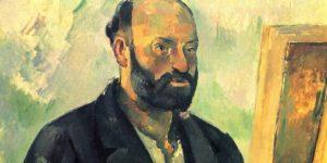 Cezanne Selbstportrait
