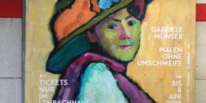Gabriele Münter Ausstellung München