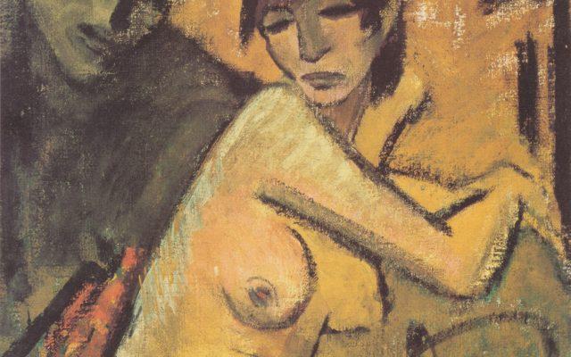 Otto Mueller, Liebespaar, um 1920