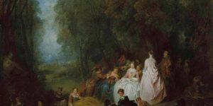 Watteau, Fete champetre